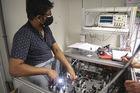 [Reportage] Plongée dans la gravimétrie quantique du laboratoire Syrte