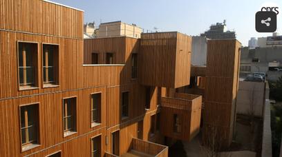 Vid o du bois aux polym res innovants le cnrs pr sente les mat riaux de co - Materiaux de construction innovants ...