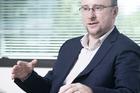"""[Dossier] """"L'Europe a besoin de champions de la batterie"""", affirme Jean-Baptiste Pernot, le directeur des opérations et de la transformation de Saft"""