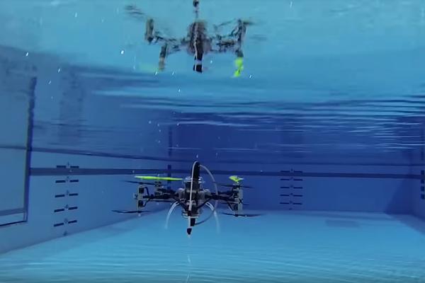Technos à suivre en 2019, drone poisson volant, Lidar … les