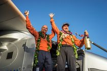 Records battus pour Solar Impulse