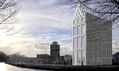 La plus grosse imprimante 3d du monde pour construire une for Construire sa maison 3d