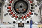 [PHOTO TECH] Des bancs d'essai géants pour les roulements de grandes dimensions
