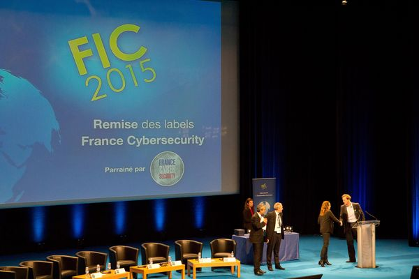 FIC : Axelle Lemaire remet le label France Cybersecurity à 24 technologies
