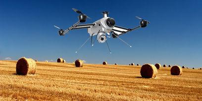 Salon de l 39 agriculture farmstar couple drones et - Salon del agriculture ...