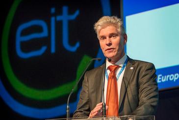 Willem Jonker, CEO d'EIT Digital
