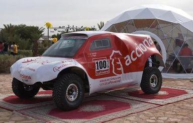 Rallye électrique