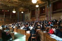 #HackingParis : 50 start-up pitchent à l'Hôtel de Ville