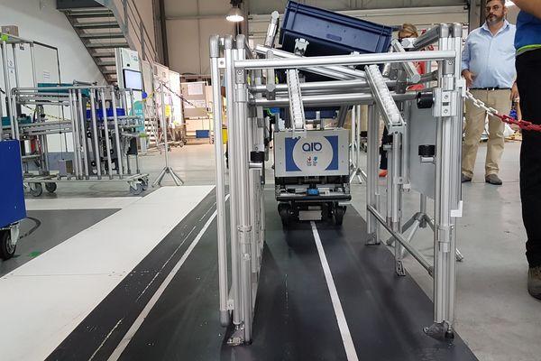 Industrie 4.0 : retour vers les systèmes mécaniques automatisés
