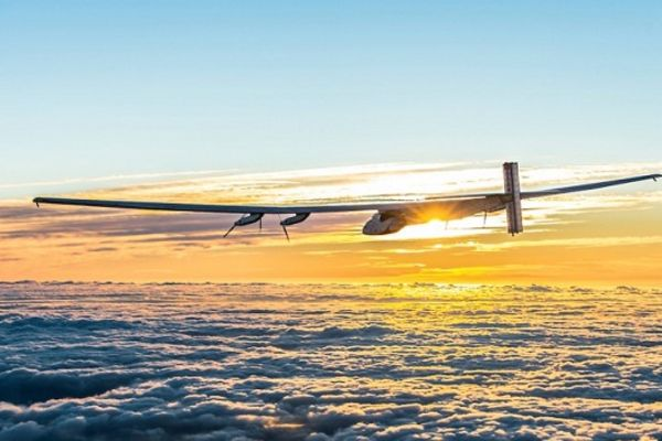 Solar Impulse fruit de la 3D