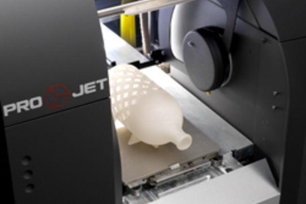 3D Systems renforce son activité services en France
