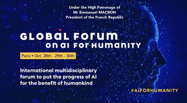 Le Forum on AI for Humanity met sur orbite le Partenariat mondial sur l'intelligence artificielle